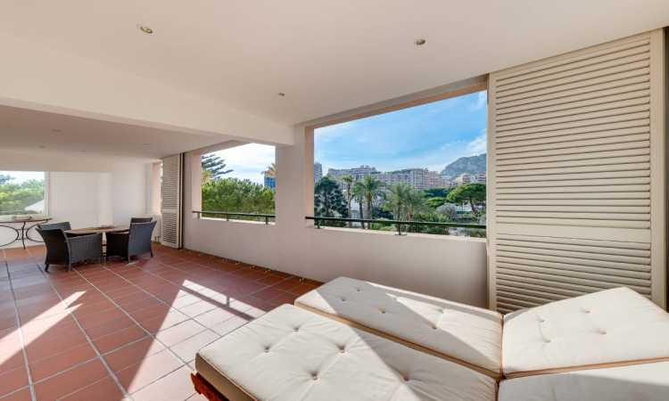 Luxury penthouse for sale Fontvieille, Monaco