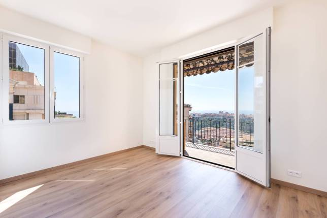 Spacious studio for sale in Monaco's new building
