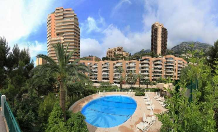 Apartment for rent in prestigious residence Monte-Carlo Sun