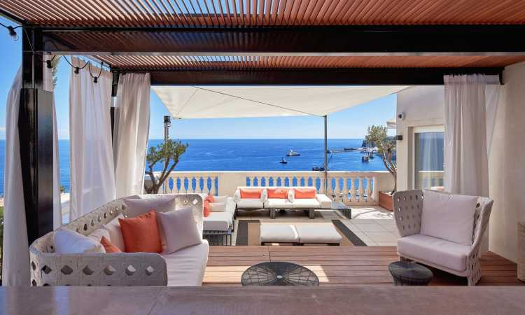 EXCLUSIVE PENTHOUSE FOR SALE IN MONACO – ROOF…