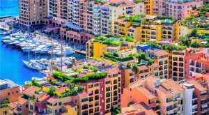 Monaco penthouses for sale - Fontvieille