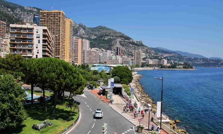 Can Monaco real estate be used as a…