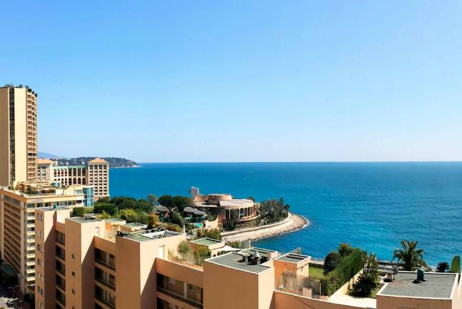 Tour Odeon 3-bedroom Apartment for sale in Monaco