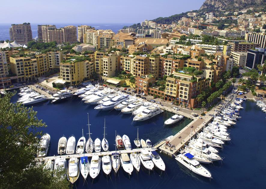 Monaco Real Estate - Fontvieille Monaco