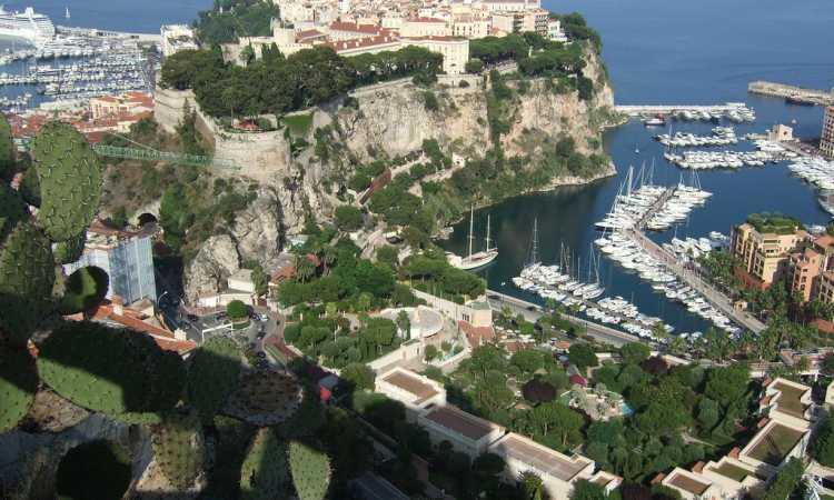 Monaco Real Estate - Jardin Exotique Monaco