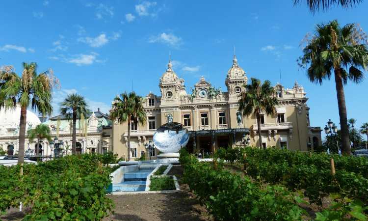 Monaco Real Estate - Monte Carlo Casino