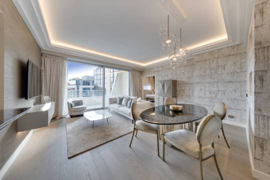2 PIECES APPARTEMENT – FONTVIEILLE JARDINS – MONACO